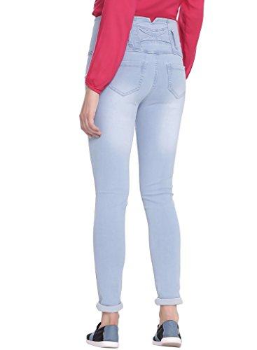 Broadstar Women Denim Light Blue Jeans-28