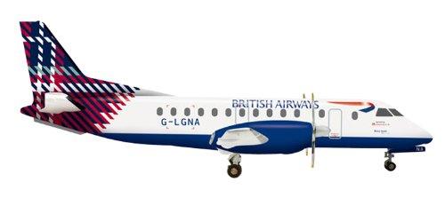 herpa-modellino-aereo-british-airways-saab-340-benyhone-tartan-scala-1200