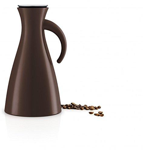 Eva Solo Isolierkanne Coffee brown braun 1,0 Liter Thermoskanne 502916