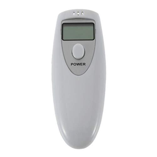 Sunlera Persönliche professionelle digitale Breathalyzer portable Alkohol Tester Atem-Analysator-Detektor