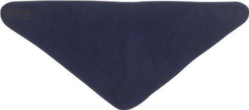 Playshoes 422001 Fleece Dreiecks-Tuch für Kinder, Farbe navy