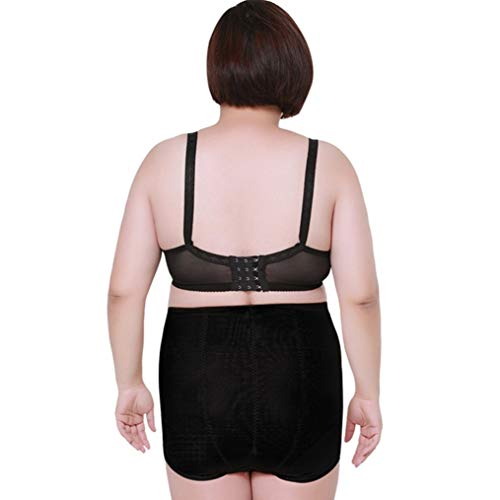 gounure Bauch-Kontrollhöschen für Frauen mit hohem Taillenumfang Butt Lifter Slimmer Thong Panty -