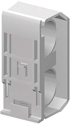 Preisvergleich Produktbild 10 Stück HZ Schelle SCHELLE 2250 für HZ 2000 zur Befestigung unter Rohren bis 22 mm