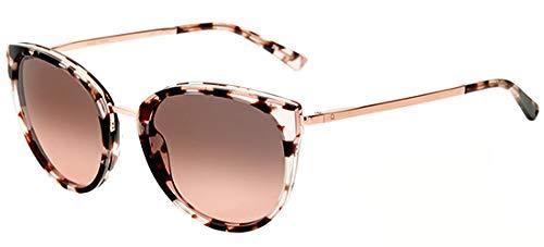 Etnia barcelona occhiali da sole ifara sun pink havana/brown pink shaded 54/19/143 unisex