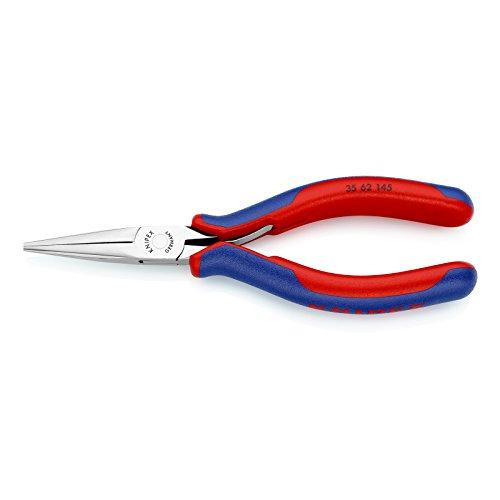 Knipex 35 62 145 – Elektronik-Greifzange für feine Montagearbeiten