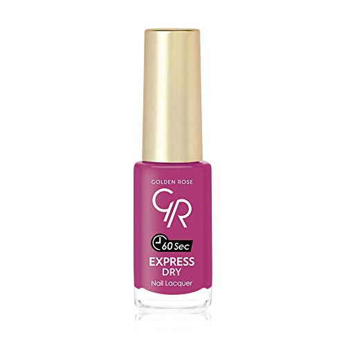 Golden Rose Vernis à ongles EXPRESS DRY 60 sec - couleur 40