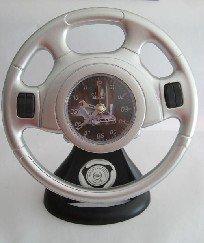 lenkrad Uhr Mercedes Benz Slr Mc Laren McLaren 15 Cm Uhr Wecker Reifen Reifenuhr