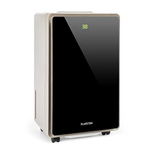 Klarstein Sahara Deshumidificador de aire (300W de potencia, hasta 18 litros por...