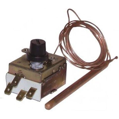 Termostato di sicurezza a bulbo - IMIT Tipo LS1 cap 1,5- 90deg - JOANNES : (Termostato Di Sicurezza)