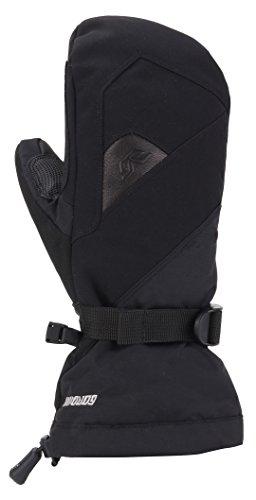 Aquabloc-handschuh (Gordini Aquabloc Damen Handschuhe IV, wasserdicht, Größe L, Schwarz)