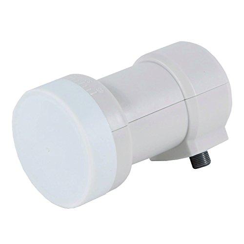 Opticum LSP-04H LNB Digitaler Empfangskopf Konverter für Satelliten-Anlagen Empfang 4K HD 0,1 dB SAT