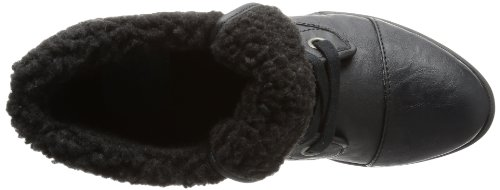 Blowfish Jack FURR Lace BF1619 AU13 Damen Stiefel Schwarz (black PU BFP1)