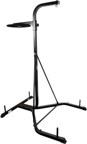 TITLE Heavy Bag & Speed Bag Stand by Title Boxing
