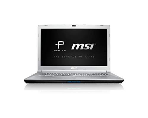 """MSI Prestige PE72 8RC-006XES 2.20GHz i7-8750H Intel® CoreTM i7 di ottava generazione 17.3"""" 1920 x 1080Pixel Argento Computer portatile"""