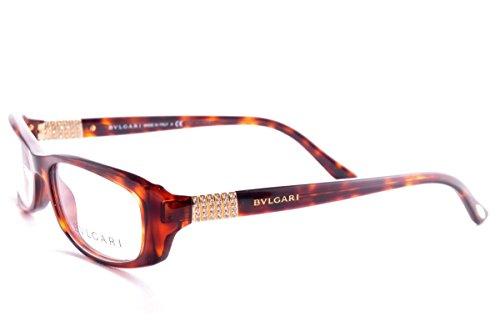 Bvlgari 4032 Sichtbrille Brillengestell Glasses Frame Montatura Degli Occhiali La Montura