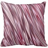 Medium Grey Satin (Shaded Pink And Grey Satin Style Stripes R91567d7cc1b840e88b3509eaef8b5f7b I5fqz 8byvr Pillow Case)