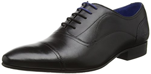 Ted Baker Umbber, Oxfords Homme Noir (Black)