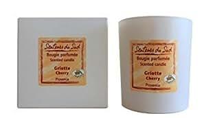 SENTEURS DU SUD Candle, Cherry 160 g
