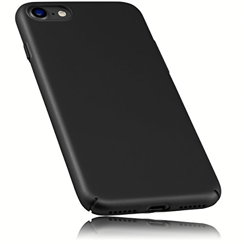 mumbi Hülle für iPhone 8 / iPhone 7 Schutzhülle federleicht mattiert