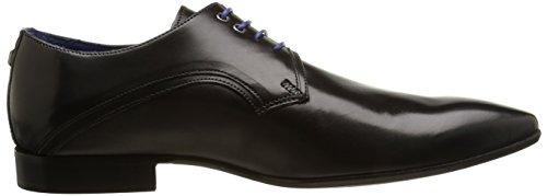 Azzaro Alozan, Chaussures lacées homme Noir