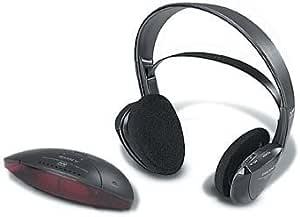 Sony Funk Kopfhörer Geschlossen Mdr If 130 K Schwarz Audio Hifi