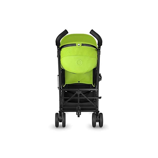 Kiddy Sportwagen Evocity 1 inkl. Getränkehalter Lime Green Kiddy  6