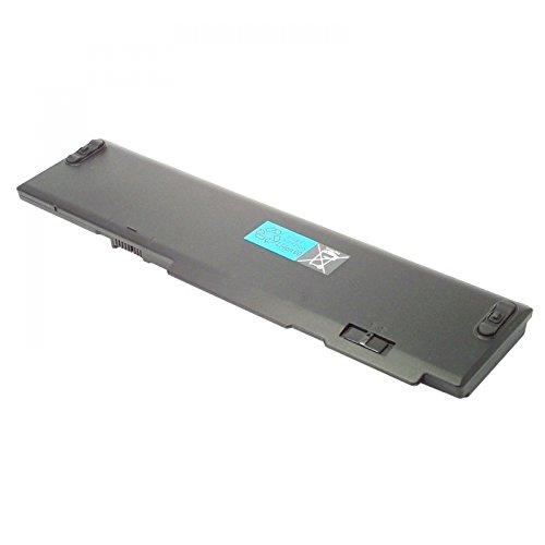 MTXtec Akku, LiPolymer, 10.8V, 3600mAh, schwarz für Lenovo ThinkPad X301 (4057)