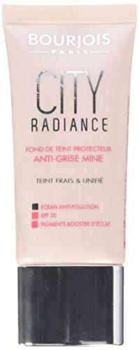 Bourjois City Radiance Fond de Teint SPF30 05 Golden Beige 30 ml