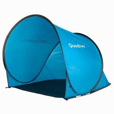 Quechua - 2 Seconds 0 Strandmuschel (Blau)