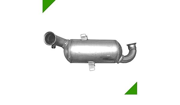 Rußfilter Pkw Dieselpartikelfilter Dpf Partikelfilter Rußpartikelfilter Rohr Auspuff Auto
