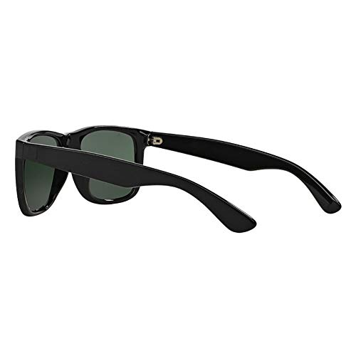 SJZV Männer und Damen Sonnenbrillen Retro hochwertige Gläser für Tourismus im Freien Verwendet