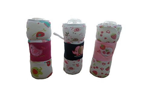 Baby Grow Bottle Cover For 330ml Bottle (330Ml Multi Color Print May vary)