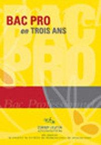 Bac Pro en trois ans - Economie et droit - Corrigé : Terminale professionnelle (pochette).
