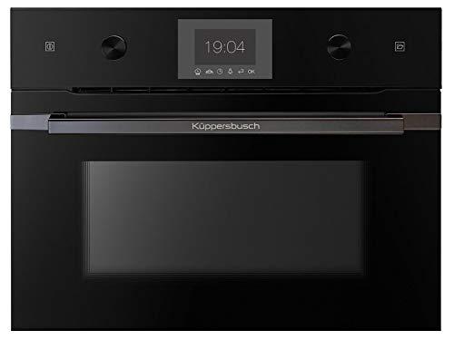 Küppersbusch CD6350.0SE2 K-Series.3 Compact Dampfgarer Schwarz/Black Chrome