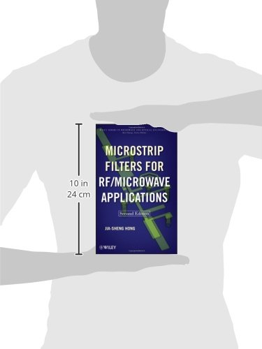 Microstrip Filters for RF/Microwave Applications (Wiley Series in Microwave and Optical Engineering)