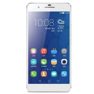 Huawei Honor 6 Plus - 32GB - Dual Sim - Weiß
