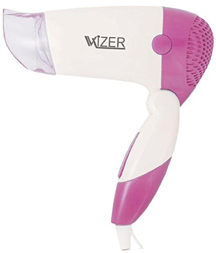 Wizer HD616W Classic Zap Hair Dryer (Pink)