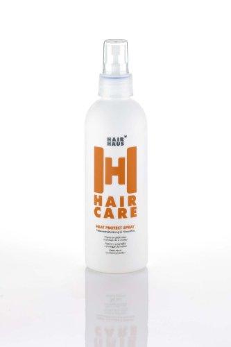 HAIR HAUS Haircare Repair Heat Protect Spray 200 ml Antistatisches Hitzeschutzspray mit Aminosäuren 200 ml