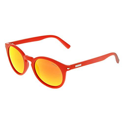 SINNER Sonnenbrille Damen in Mehrere Modische Farben - Frauen Sonnenbrille Rund, Retro & Vintage Design - 100% UV400 Schutz, Polarisiert & Nicht Polarisiert