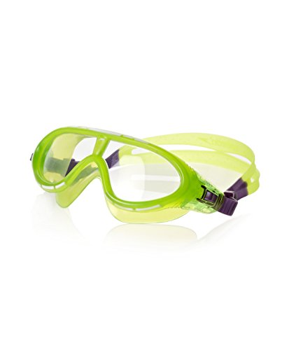 Mainline Kinder Biofuse Rift Mask Junior Goggles, Green/Purple, One Size