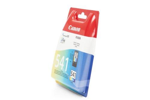 Preisvergleich Produktbild Original Tinte passend für Canon Pixma MX 475 Canon 541 , CL541 , CL-541 5227B005 , 5227B005AA - Premium Drucker-Patrone - Cyan, Magenta, Gelb - 180 Seiten