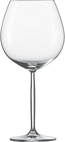 Schott Zwiesel Diva Large Burgundy Glass, Twin Pack