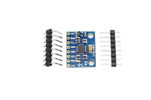 RoboMall 3-Achsen Beschleunigungs-/ Lagesensor -GY-521 MPU-6050 Kreisel Gyroskope Arduino