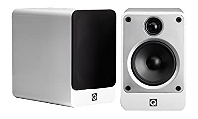 Q Acoustics Concept 20 Bookshelf Speakers (Pair) by Q Acoustics