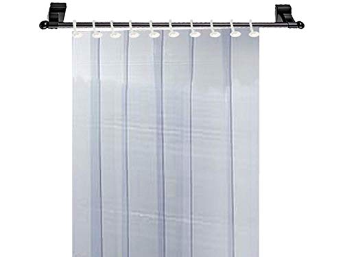 check MRP of plastic curtains for ac room Kuber Industries