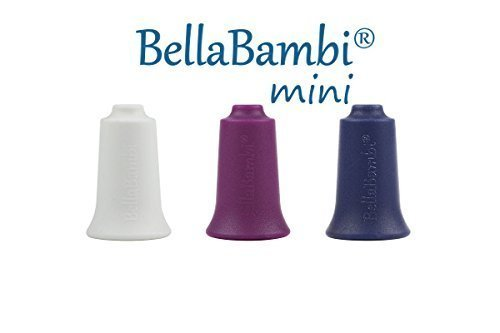 BellaBambi *mini* trio (weiß, brombeer, nachtblau) - Pflege-trio