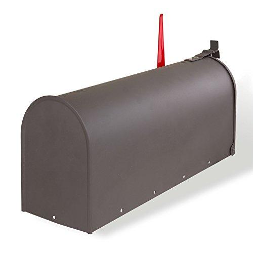 DEMA American Mailbox aus Stahl, Anthrazit - 3