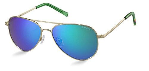 Polaroid Sonnenbrille für Damen und Herren – Polarisierte Gläser mit UV400-Schutz – Inklusive...