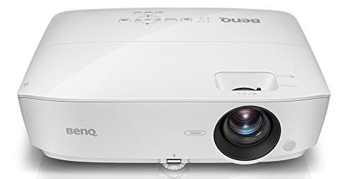 BenQ MH534 Full HD 3D DLP-Projektor (Beamer mit 1920 x 1080 Pixel, Kontrast 15.000:1, 3.300 ANSI Lumen, HDMI, VGA, USB)