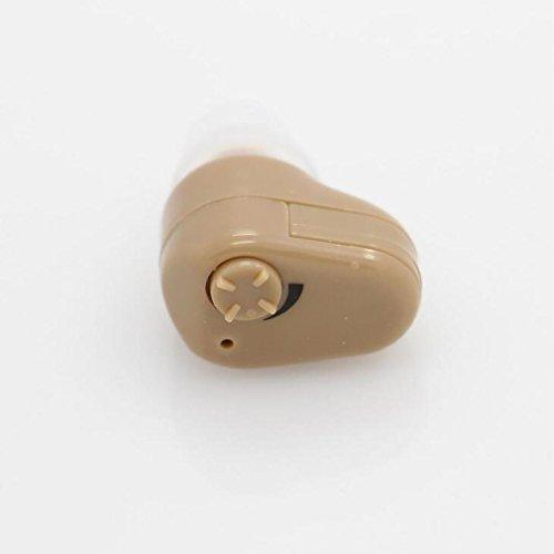 Ll-piccolo mini dispositivo acustico invisibile dello strumento di cura dell'orecchio dell'amplificazione del suono dell'aiuto acustico per gli anziani sordi udito duro